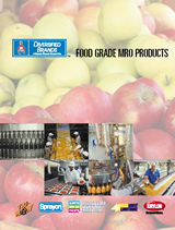 industrial food grade MRO catalog copywriting