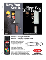 krylon paint ad copywriting