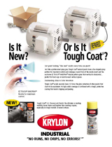 krylon industrial coypwriting